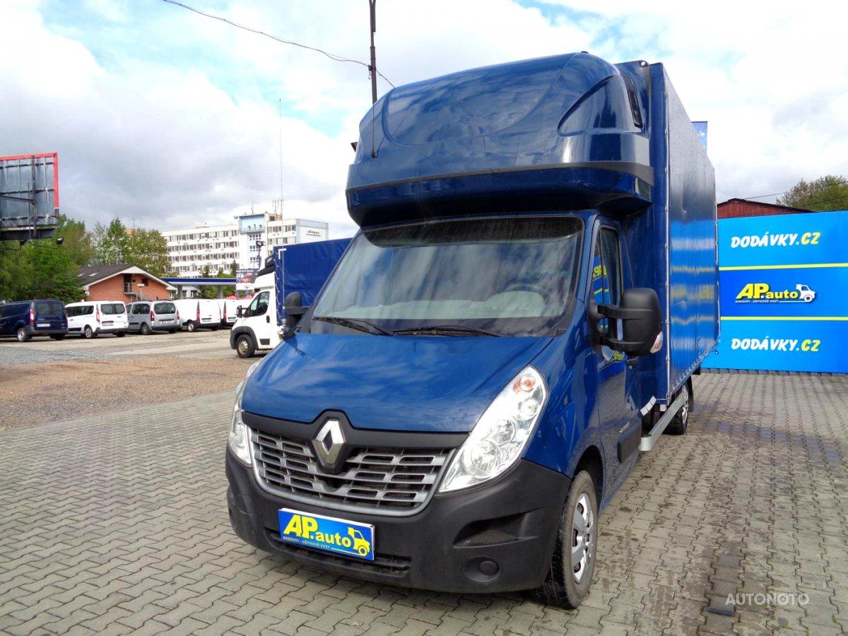 Renault Master, 2016 - celkový pohled