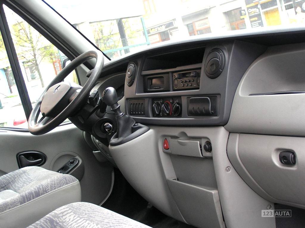 Renault Master, 2005 - pohled č. 10