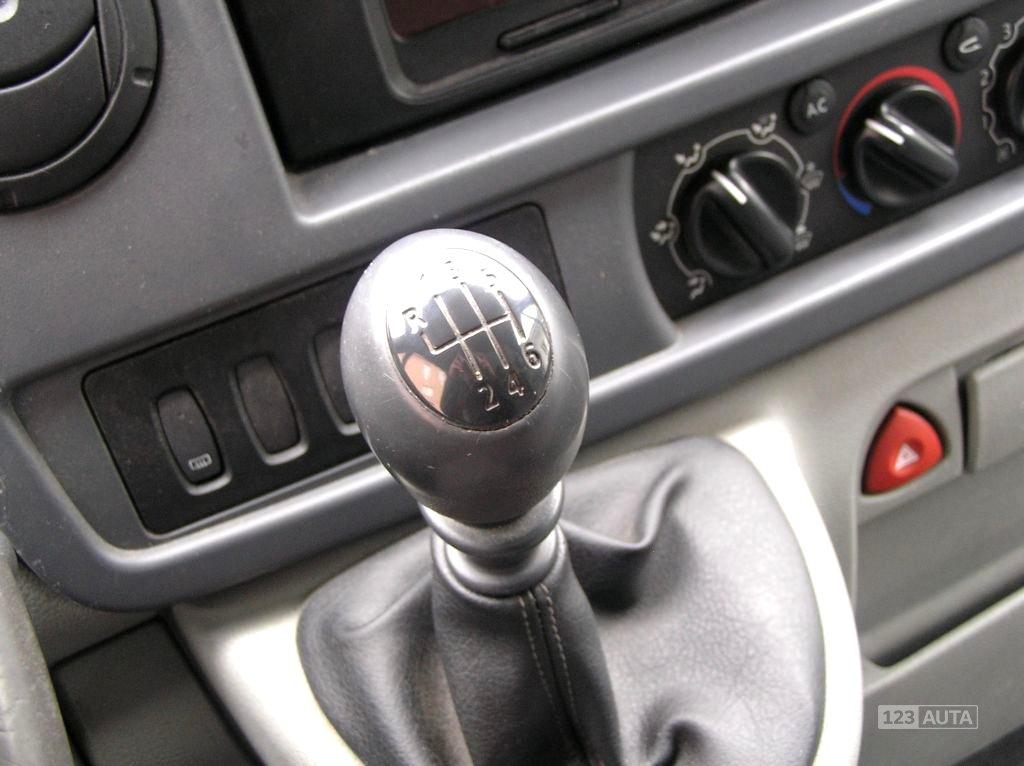 Renault Master, 2005 - pohled č. 12