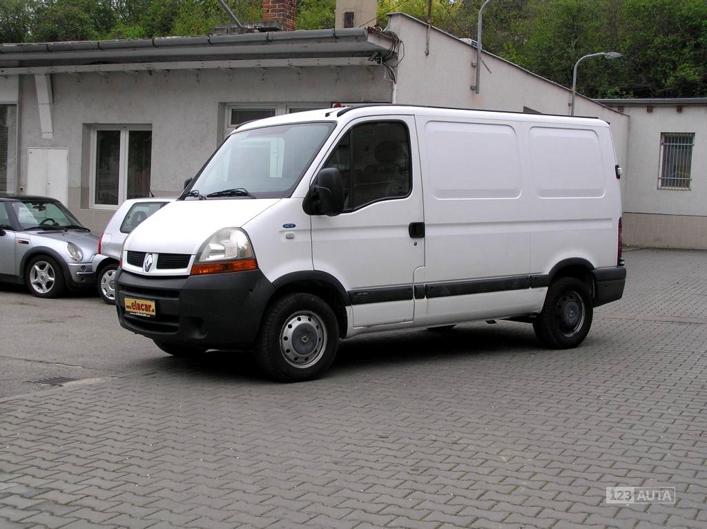 Renault Master, 2005 - pohled č. 2