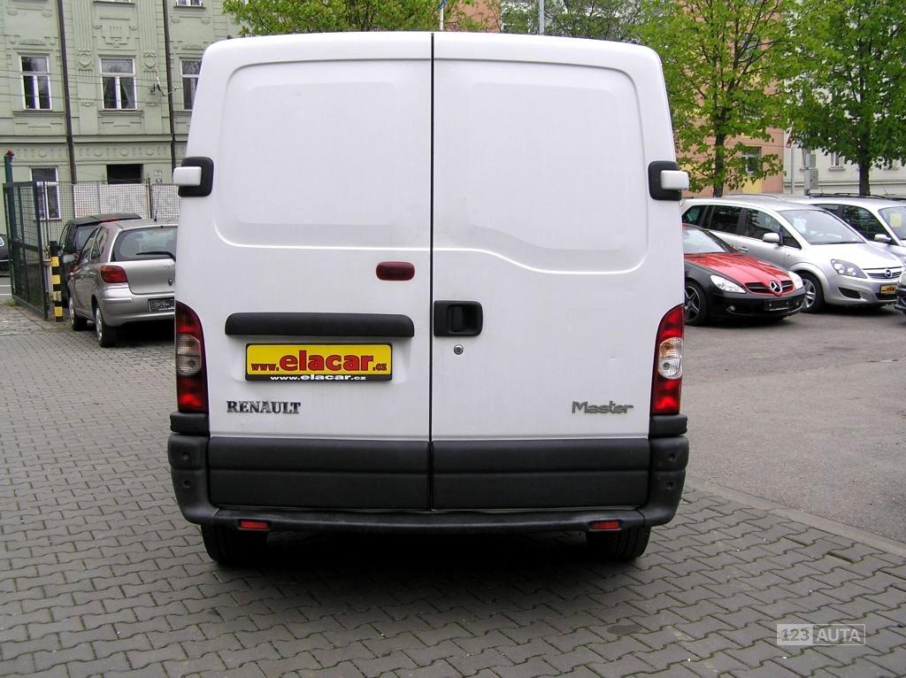 Renault Master, 2005 - pohled č. 4