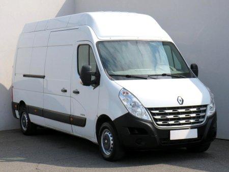 Renault Master, 2012