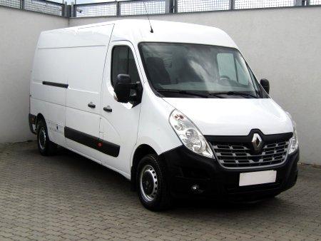 Renault Master, 2017