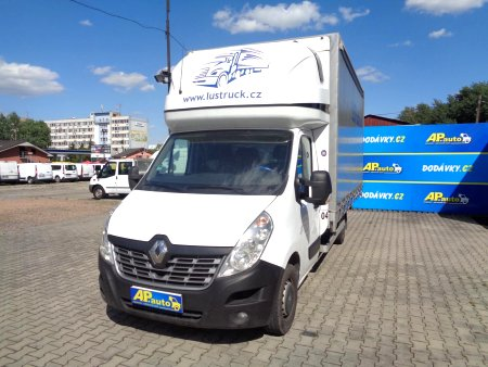 Renault Master, 2018