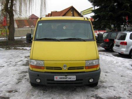 Renault Master, 2002