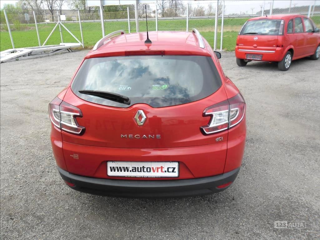 Renault Mégane, 2013 - pohled č. 5
