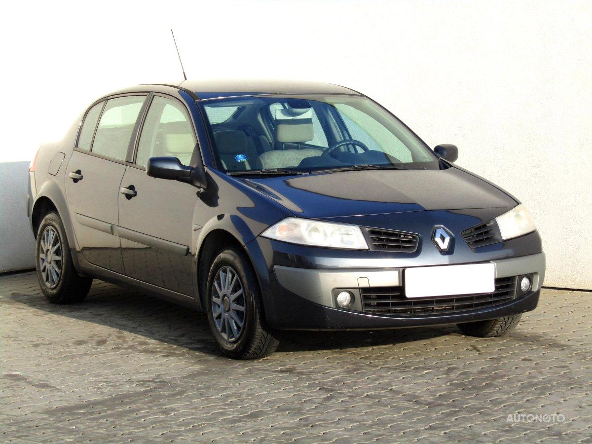 Renault Mégane, 2009 - celkový pohled