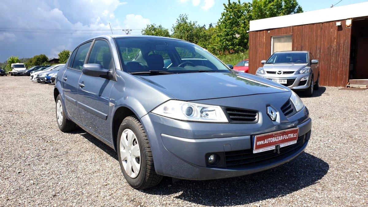 Renault Mégane, 2007 - celkový pohled