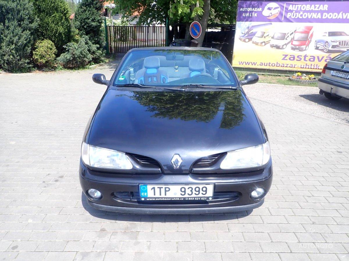 Renault Mégane, 1998 - celkový pohled