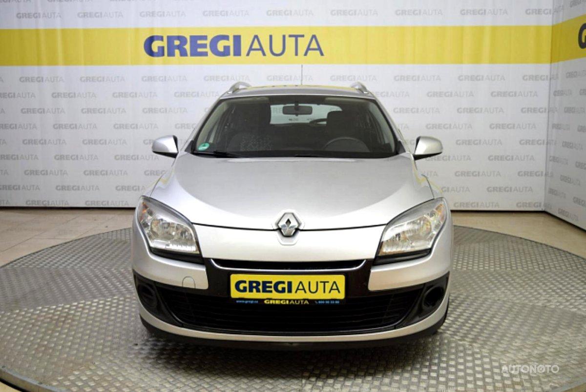 Renault Mégane, 2013 - celkový pohled