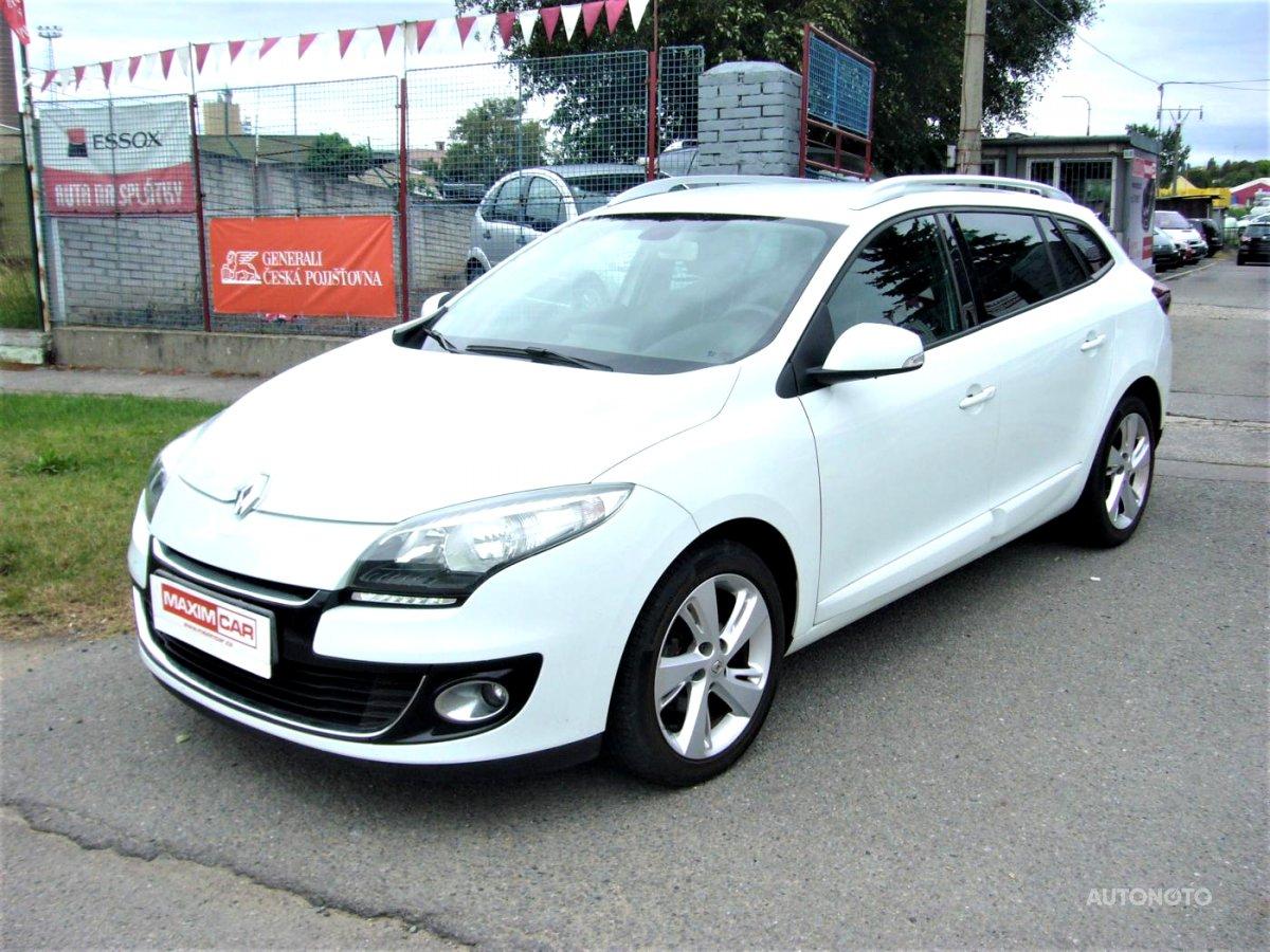 Renault Mégane, 0 - celkový pohled