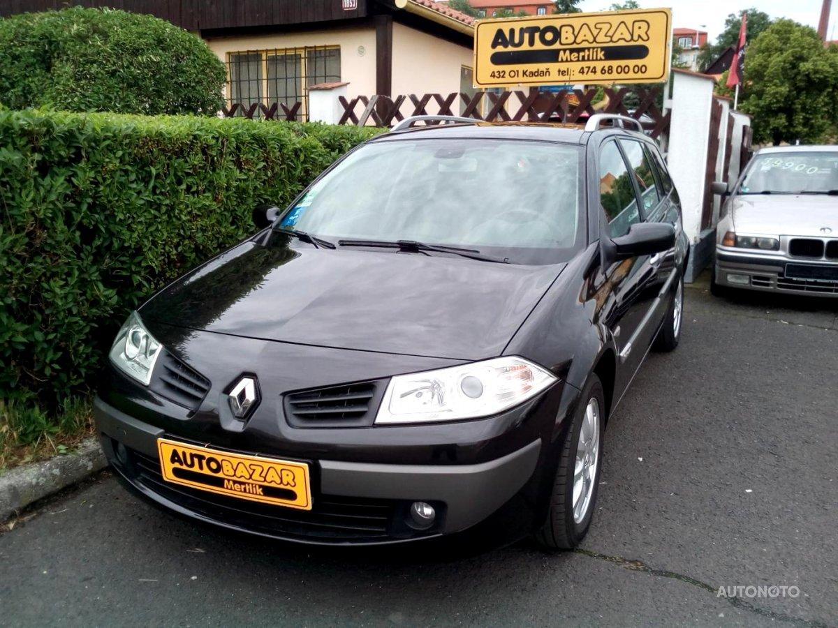 Renault Mégane, 2006 - celkový pohled