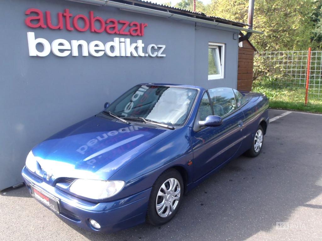 Renault Mégane, 1999 - celkový pohled