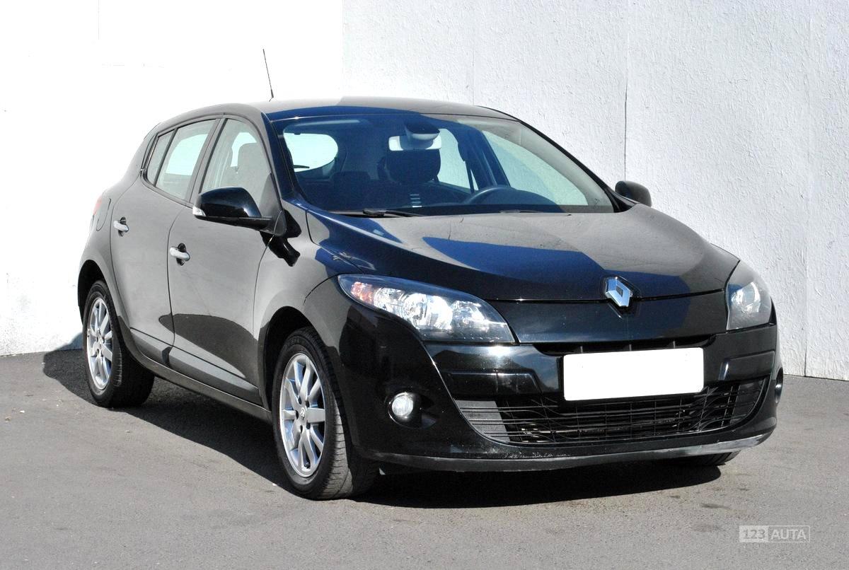 Renault Mégane, 2011 - celkový pohled