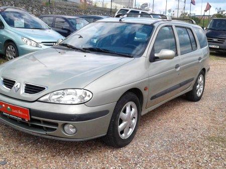 Renault Mégane, 1999