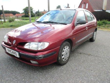 Renault Mégane, 1996