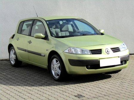 Renault Mégane, 2002