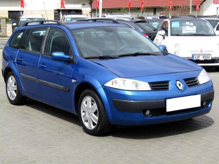 Renault Mégane, 2005