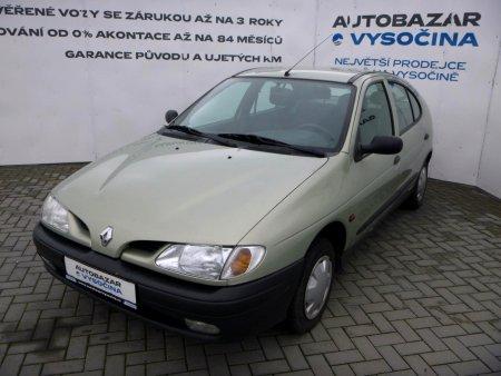 Renault Mégane, 1997