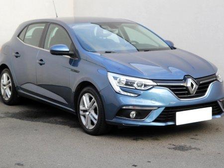 Renault Mégane, 2016