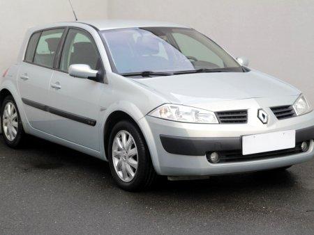 Renault Mégane, 2003