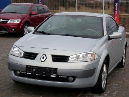 Renault Mégane, 2004