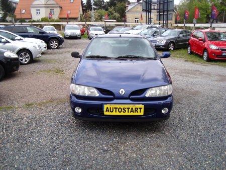 Renault Mégane, 1998