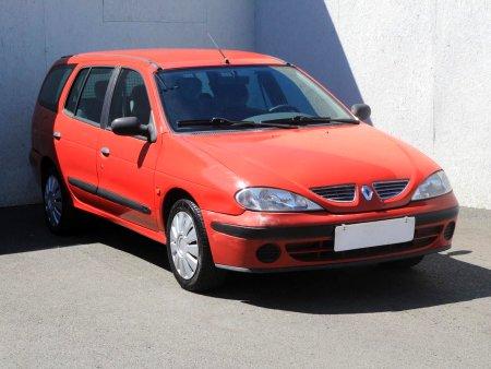 Renault Mégane, 2001