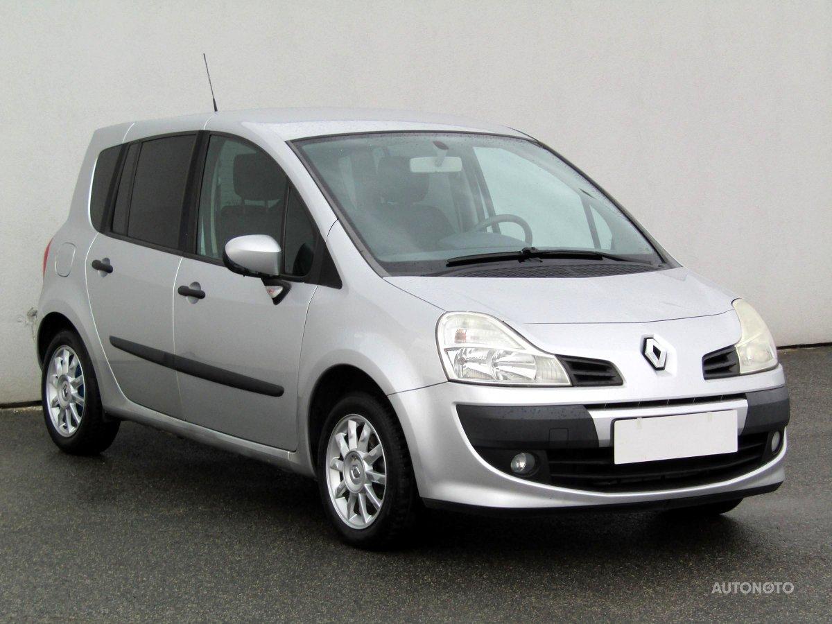 Renault Modus, 2009 - celkový pohled