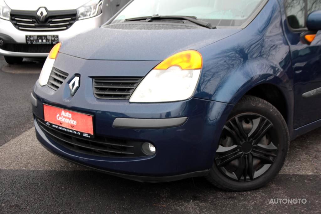 Renault Modus, 2005 - celkový pohled