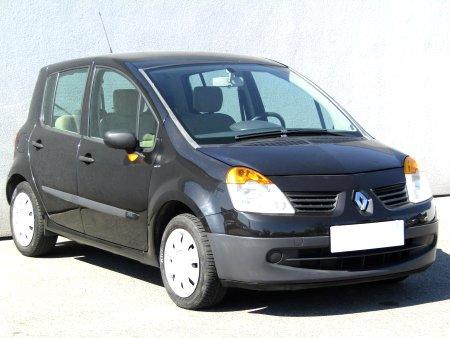 Renault Modus, 2004