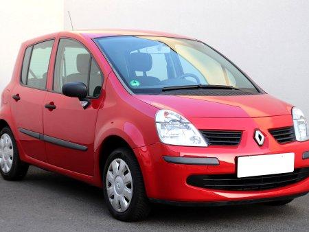 Renault Modus, 2007