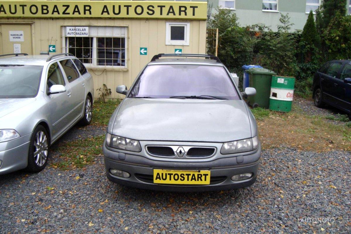 Renault Safrane, 1997 - celkový pohled