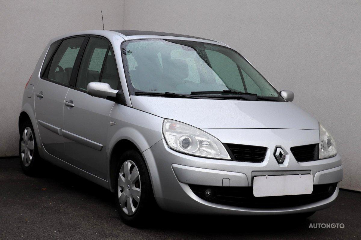Renault Scénic, 2009 - celkový pohled