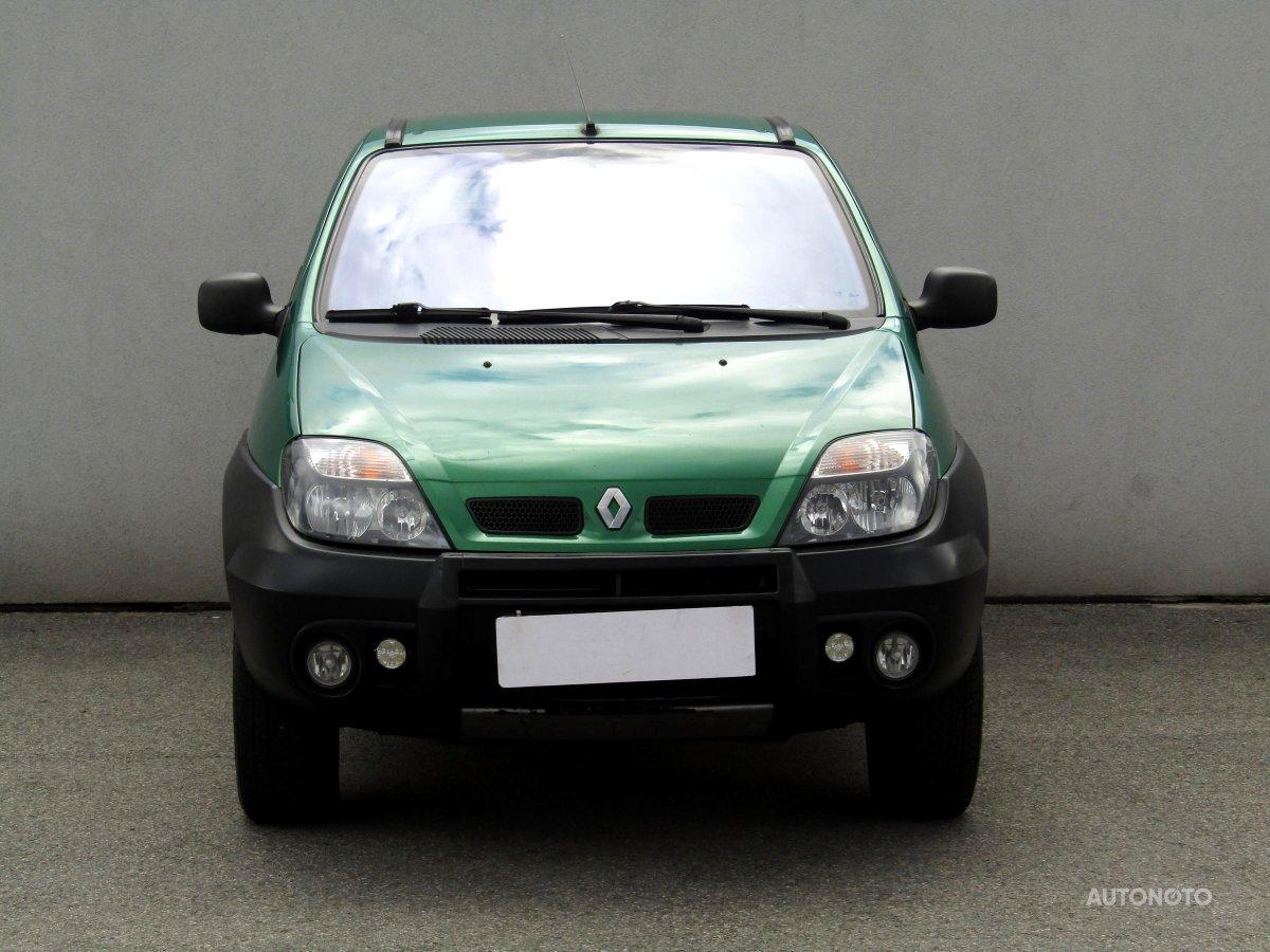 Renault Scénic, 2000 - pohled č. 2