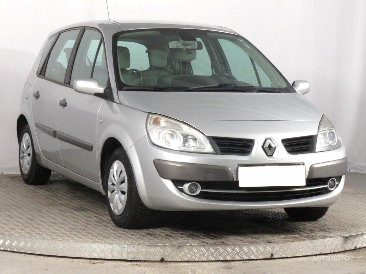 Renault Scénic, 2008 - celkový pohled