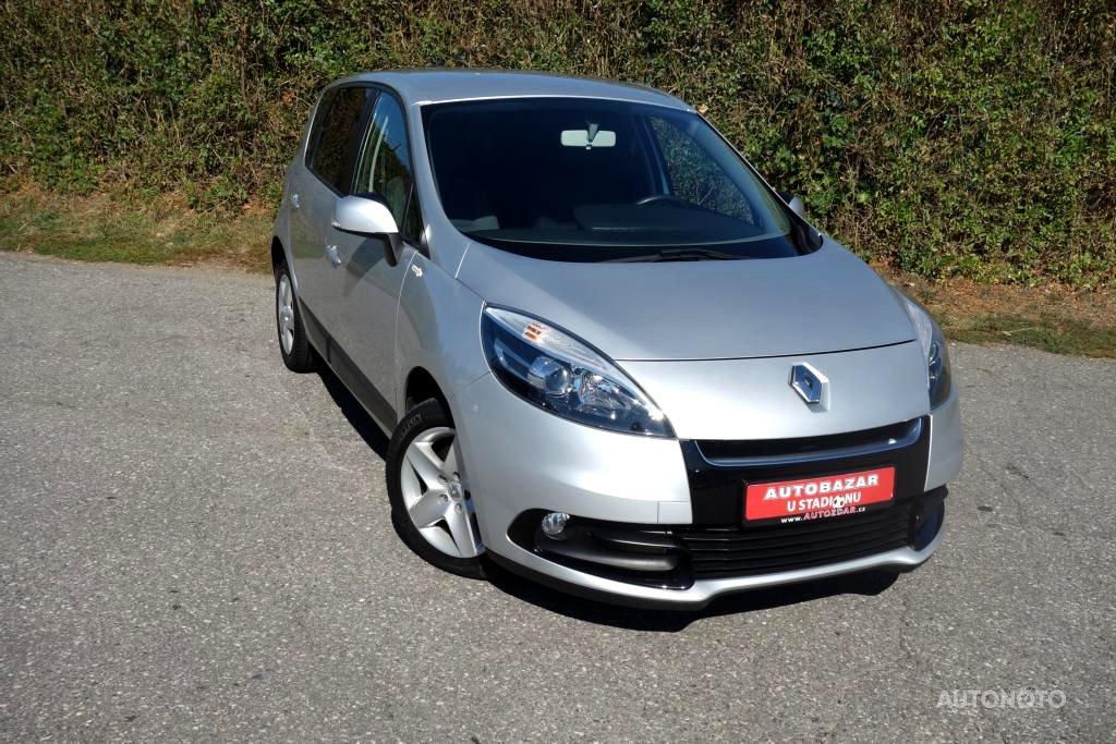 Renault Scénic, 2012 - celkový pohled