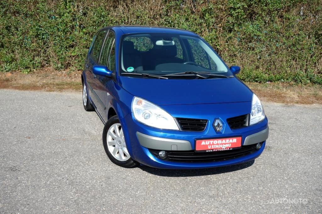 Renault Scénic, 2007 - celkový pohled