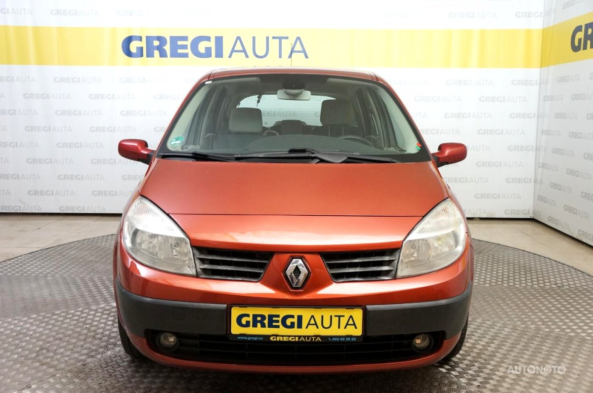 Renault Scénic, 2006 - celkový pohled