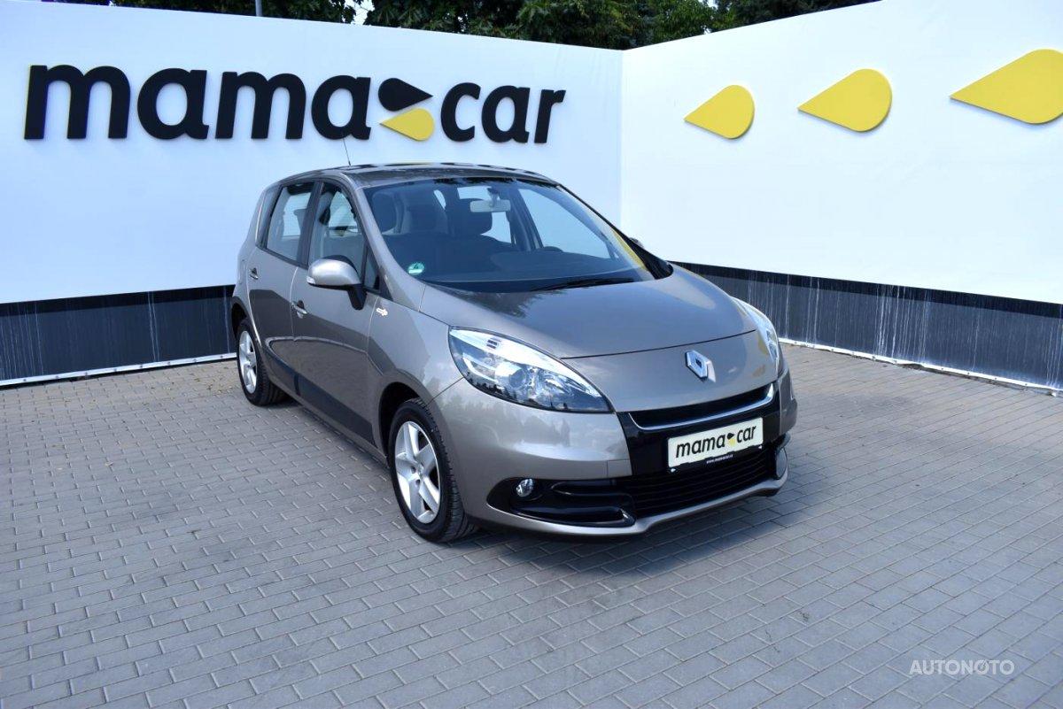 Renault Scénic, 2013 - celkový pohled