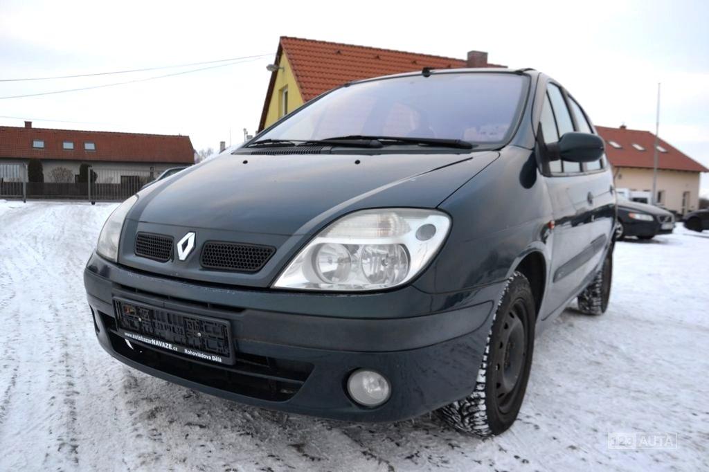 Renault Scénic, 2001 - celkový pohled