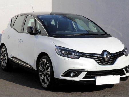 Renault Scénic, 2017