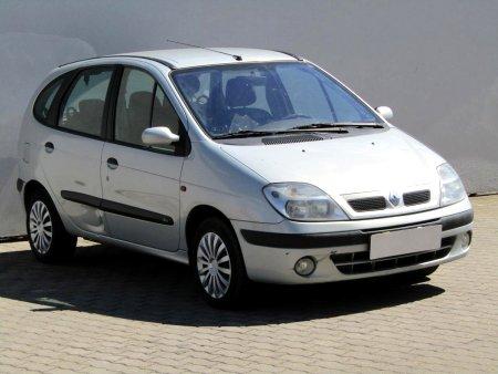 Renault Scénic, 2001