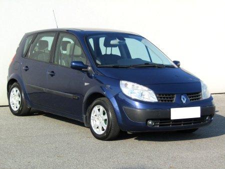 Renault Scénic, 2004