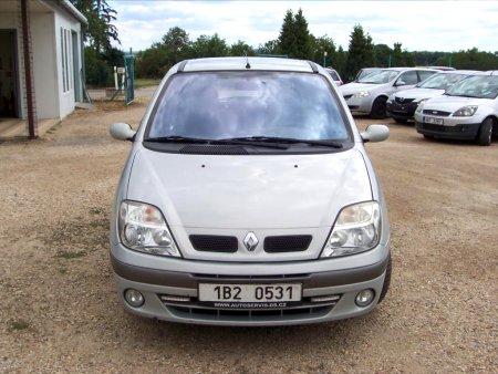 Renault Scénic, 2002