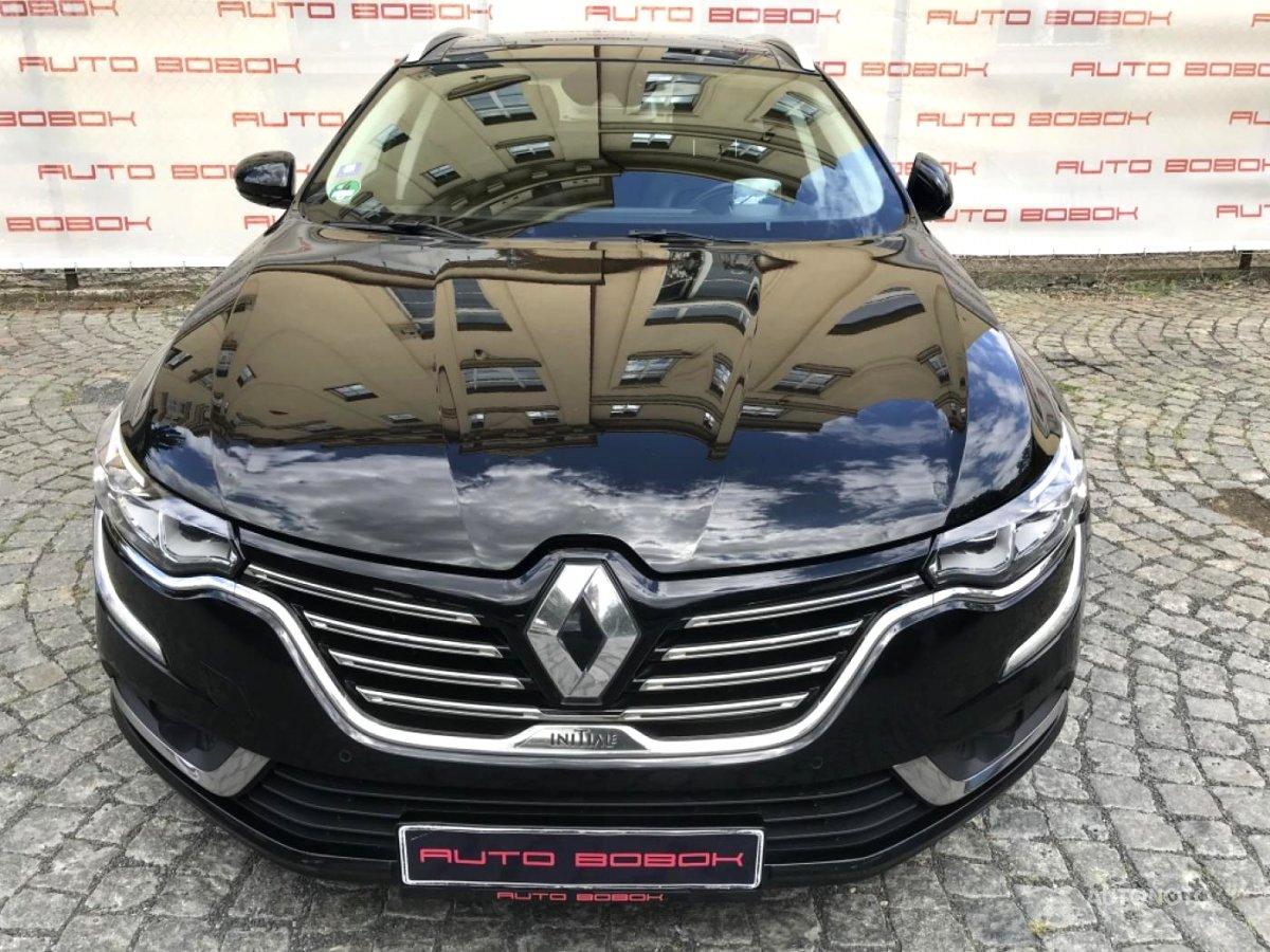 Renault Talisman, 2017 - celkový pohled