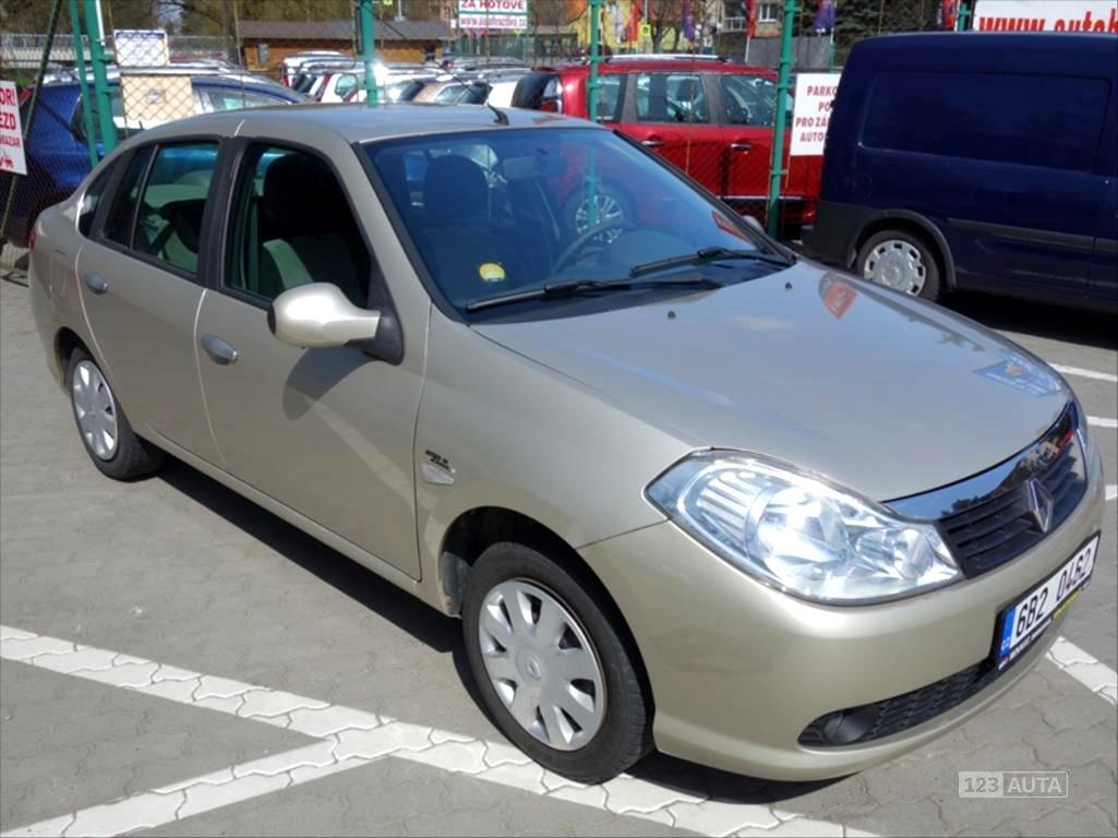 Renault Thalia, 2009 - celkový pohled