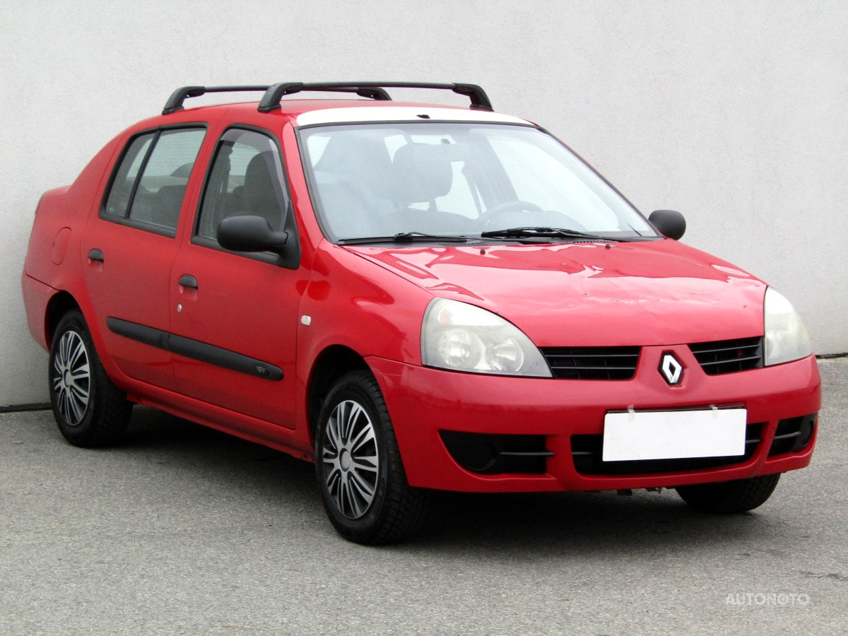 Renault Thalia, 2007 - celkový pohled
