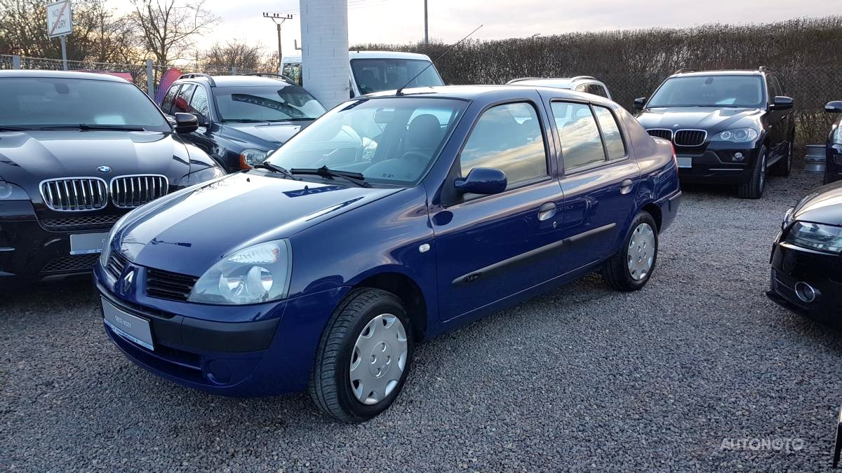 Renault Thalia, 2006 - celkový pohled