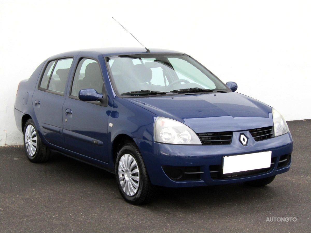 Renault Thalia, 2008 - celkový pohled